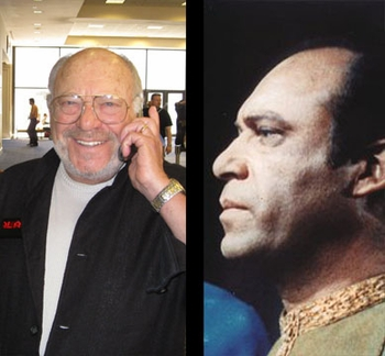 STAR TREK ACTOR MALACHI THRONE COMES TO ANAHEIM COMIC CON