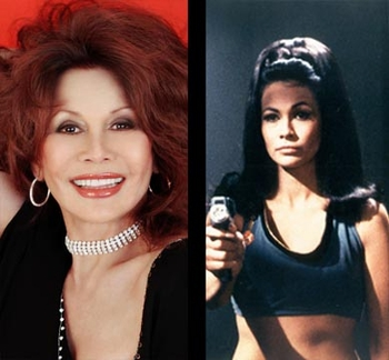 �STAR TREK�, AND �BUCK ROGERS� STAR BARBARA LUNA AT TORONTO COMIC CON