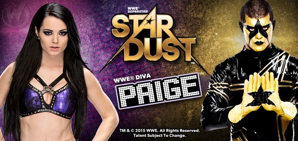 <i>WWE� Superstar Stardust� & Diva Paige�</i> Coming to Richmond!