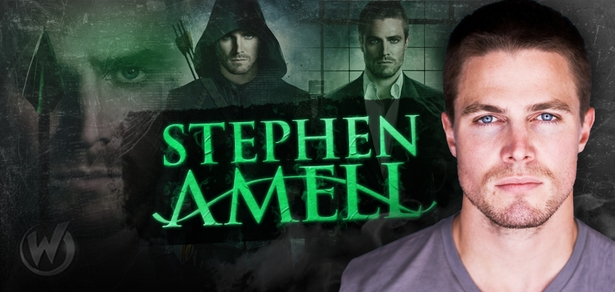 Stephen Amell, <i>Oliver Queen/Arrow</i>, �Arrow,� Coming to Portland!
