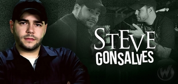 Steve Gonsalves, �Ghost Hunters,� Coming to