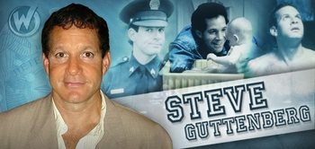 Steve Guttenberg, <i>Sgt. Carey Mahoney</i>, POLICE ACADEMY, Joins the Wizard World Comic Con Tour!