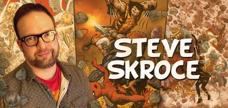 Steve Skroce, <i>Suicide Squad</i>, Joins the Wizard World Comic Con Tour!