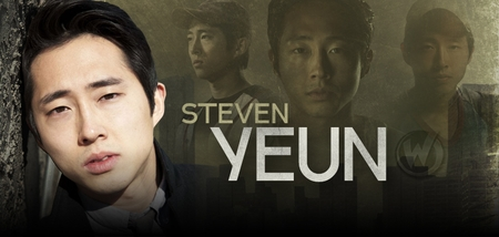 <i>Steven Yeun</i>, �The Walking Dead,� Coming to