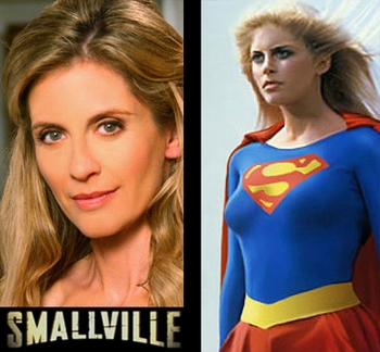 SUPERGIRL STAR HELEN SLATER FLIES TOWARDS THE BIG APPLE COMIC-CON!