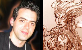 SUPERSTAR COMIC BOOK ARTIST JOE MADUREIRA CHASES THE BATTLE TO THE BIG APPLE COMIC CON!