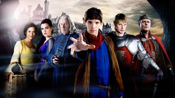 Syfy To Screen Merlin, Stargate Universe Episodes @ Anaheim Comic Con