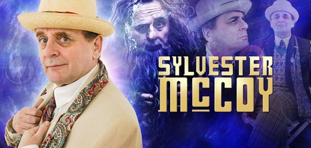 Sylvester McCoy, <i>The Seventh Doctor</i>, �Doctor Who,� Coming to Minneapolis Comic Con!