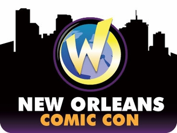 Taking It �Easy�:  Wizard World New Orleans Comic Con Set For January 2011