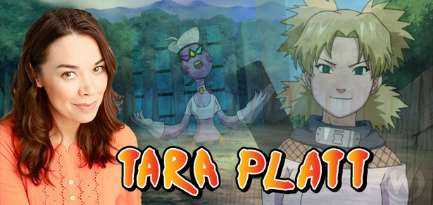 Tara Platt, <i>Temari</i>, �Naruto,� Coming to Atlanta!