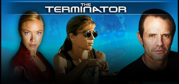 Targeted For Termination:  Linda Hamilton, Michael Biehn, Kristanna Loken and Bess Motta Hit Chicago Comic Con!