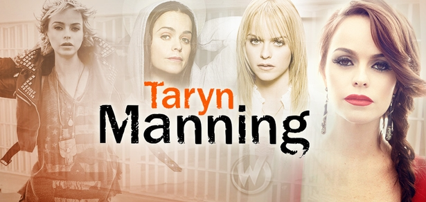 Taryn Manning, <i>Tiffany �Pennsatucky� Doggett</i>, �Orange Is the New Black,� Coming to Cleveland Comic Con!