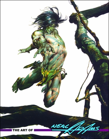 <i>Tarzan</i> Ohio Comic Con Wizard World VIP Exclusive Lithograph by Neal Adams