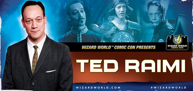 Ted Raimi, <i>Hoffman</i>, SPIDER-MAN Trilogy, Coming to Chicago Comic Con!