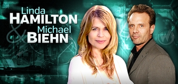 Targeted For Termination: Linda Hamilton, Michael Biehn Hit New Orleans Comic Con