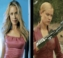 TERMINATOR ACTRESS KRISTANNA LOKEN TARGETS BIG APPLE  COMIC-CON 2009