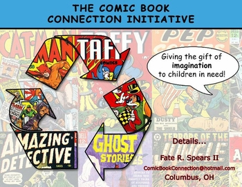 The Comic Book Connection Initiative