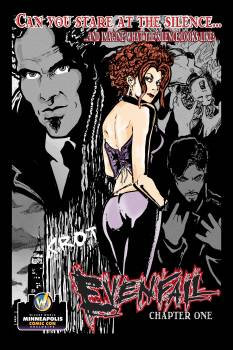 <i>The Evenfall Chapter One Montage Cover</i> Minneapolis Comic Con Exclusive Comic Book by Jeff �Kool as Heck� Kulisek (Writer/Illustrator)