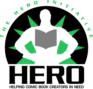 THE HERO INTIATIVE USES WIZARD WORLD COMIC CON TO INCREASE INDUSTRY SUPPORT