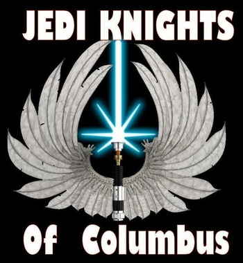 The Jedi Knights of Columbus