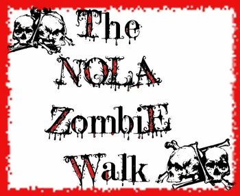 The NOLA Zombie Walk