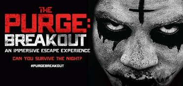 The Purge: Breakout VIP Experience @ Philadelphia Comic Con 2014