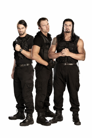 The Shield� <br>(Dean Ambrose, <br>Seth Rollins & <br>Roman Reigns)