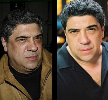 THE SOPRANOS� VINCENT PASTORE FEELS RIGHT AT HOME AT THE BIG APPLE COMIC CON!