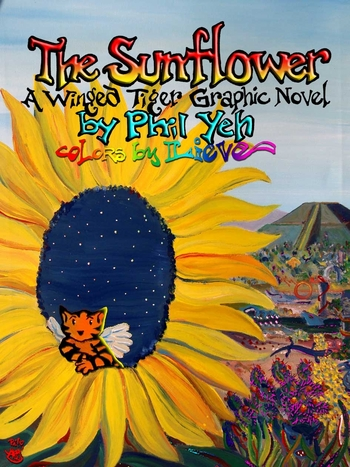 The Sunflower By Phil Yeh