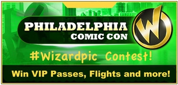 The Wizard World Philadelphia Comic Con 2012 #wizardpic Contest!