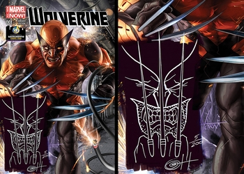 <i>The Wolverine #1 REMARKED</i> Sacramento Comic Con Exclusive Variant Cover by Greg Horn