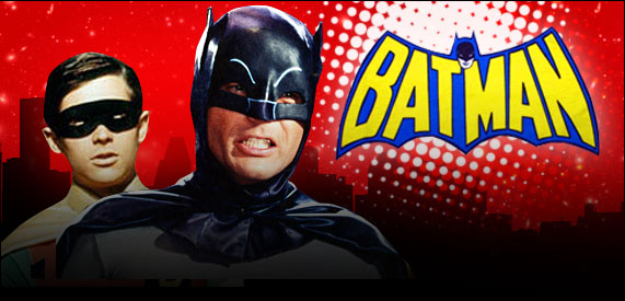 To the Con, Robin!... Adam West (Batman) & Burt Ward (Robin) Join the Wizard World Comic Con Tour!