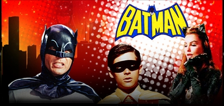 To the Con, Robin!... Burt Ward To Attend Chicago Comic Con!