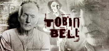Tobin Bell, <i>Jigsaw</i>, �SAW,� Joins Bruce Campbell�s Horror Fest