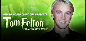 Tom Felton, <i>Draco Malfoy</i>, �Harry Potter,� Coming to New Orleans & Las Vegas 2015