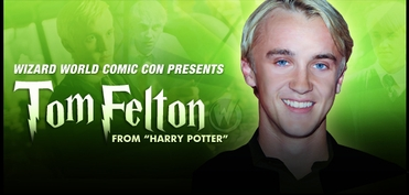 Tom Felton VIP Experience @ Wizard World Comic Con Las Vegas 2015