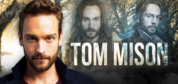 Tom Mison, <i>Ichabod Crane</i>, �Sleepy Hollow,� Coming to