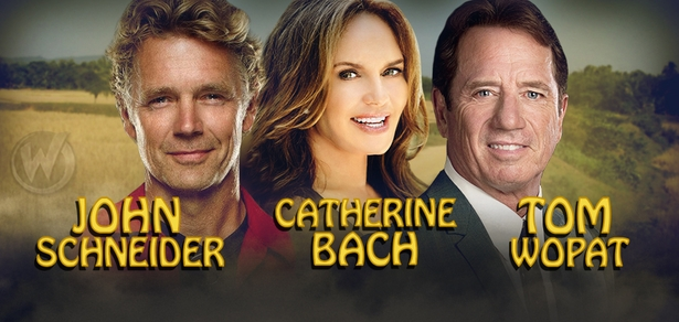 Tom Wopat, John Schneider & Catherine Bach, �<i>The Dukes of Hazzard</i>,� Coming to Nashville!