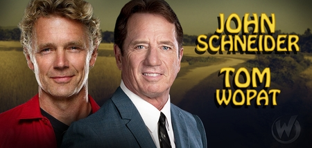 Tom Wopat & John Schneider, �<i>The Dukes of Hazzard</i>,� Coming to Nashville!