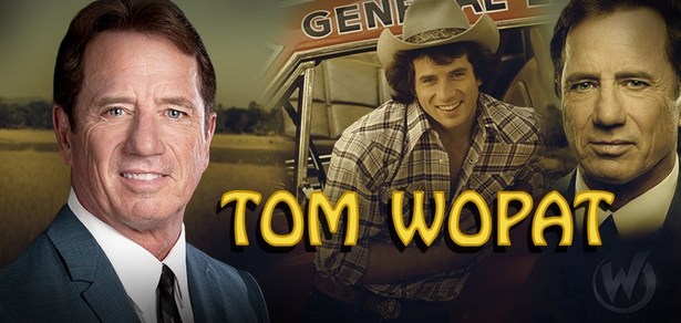 Tom Wopat, <i>Luke Duke</i>, �The Dukes of Hazzard,� Coming to Nashville!
