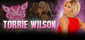 Torrie Wilson, <i>Former WWE Diva</i>, Joins the Wizard World Comic Con Tour!