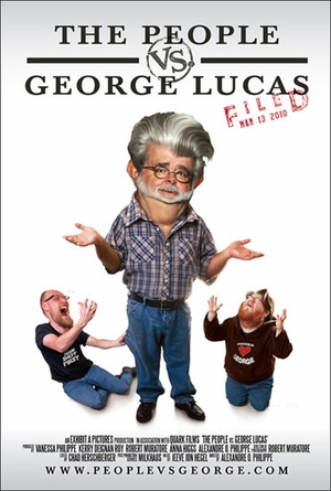<b>TRAILER</b>: THE PEOPLE VS. GEORGE LUCAS: The Movie - Be one of the first people to see this explosive new documentary! Only @ Chicago Comic Con!