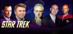 Trek Fans Beaming As Five Stars Join Chicago Comic Con!
