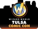 Tulsa Comic Con 2014 Wizard World Convention 3-Day Weekend Ticket September 12-13-14, 2014