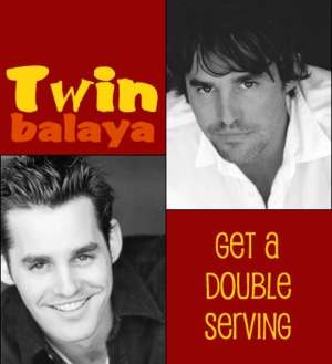 Twinbalaya: Dinner with Nicholas Brendon and Kelly Donovan in New Orleans!