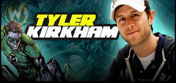 Tyler Kirkham, <i>Worlds� Finest</i>, Coming to
