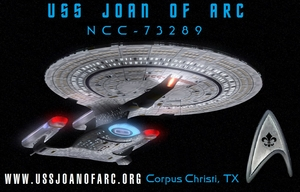 USS Joan Of Arc
