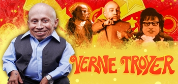 Verne Troyer, <i>Mini Me</i>, AUSTIN POWERS, Coming to Chicago Comic Con!