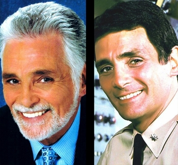 VETERAN JAMES BOND ACTOR DAVID HEDISON DROPS INTO THE BIG APPLE COMIC CON