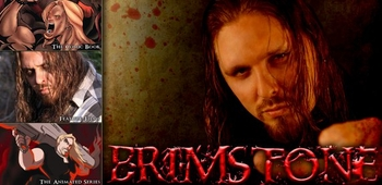 **VIDEO** Brimstone, <i>Wrestler; Comic Book Hero, CEO Hound Comics</i>, Welcomes you to Portland Comic Con!
